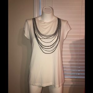 Cabi short sleeve top